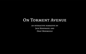 On Torment Avenue